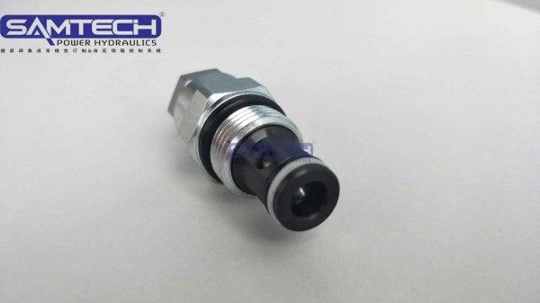 节流亚博体育下载地址NV08亚博体育手机APP插装式节流阀/流量控制阀 螺纹式节流阀