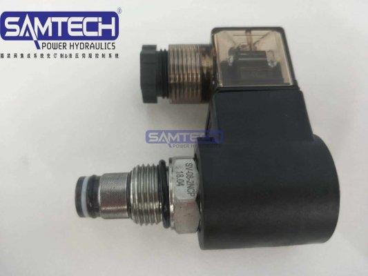 常闭螺纹电磁球阀SV08-2NCP常闭/锥阀型/亚博体育手机APP插装二位二通电磁阀