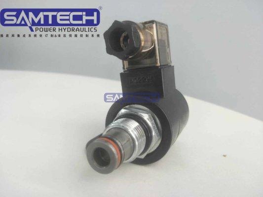 常闭螺纹电磁球阀SV10-2NCP常闭/锥阀型/亚博体育手机APP插装二位二通电磁阀