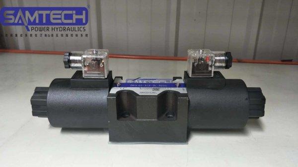 电磁换向阀DSG-03-3C2-D24/DSG-03-3C2-A220电磁阀日本油研系列