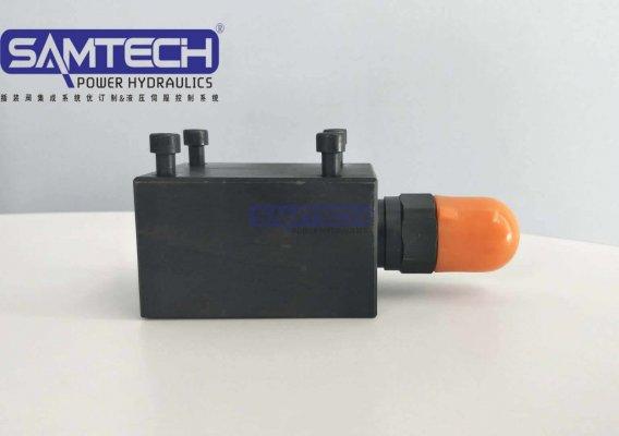 DBD型直动式溢流阀 DBDS10P 板式 亚博体育手机APP阀 板式系统调压阀